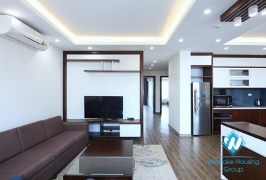 A Good quality apartment for rent on To Ngoc Van, Tay Ho