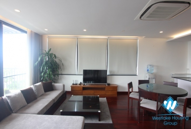 A High quality apartment with huge balcony for rent in Tay Ho, Hanoi