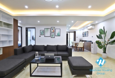 A new,  super- spacious and modern 2 bedroom apartment in Xuan La for rent