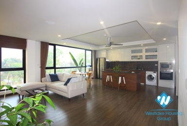 A luxury high end 2 bedroom apartment for rent in Tay Ho