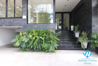 A Nice office for rent in Trinh Cong Son, Tay Ho