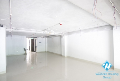 An Spacious Reasonable office for lease in Linh Lang  street,