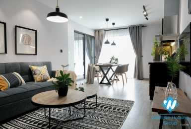 A Brandnew Modern Good Quality one bedroom apartment for rent in Ba Dinh