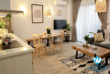 A Brandnew Modern Good Quality apartment for rent in Ba Dinh