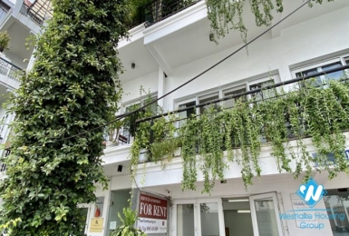 An office or shops for rent on Quang Khanh street, Tay Ho, Ha Noi