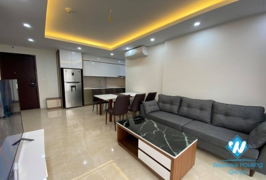 A Reasonable 2 bedroom apartment with nice balcony in D' Capital, Hanoi