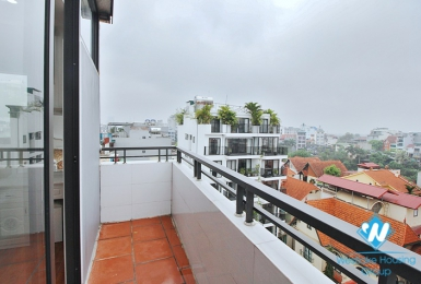A brand new and lovely 3 bedroom apartment for rent in Tay ho, Hanoi