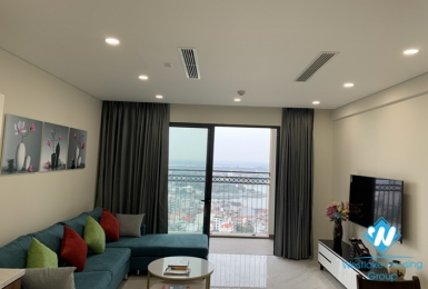 Two New bedrooms apartment for rent in building Sunshine, Tay Ho