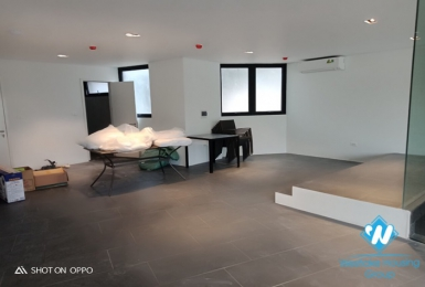 A office for rent on Truc Bach, Ba Dinh, Hanoi