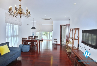 Bright Spacious apartment with lovely balcony in Au Cơ