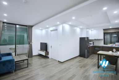 A new modern and good quality apartment for rent in Tay Ho street