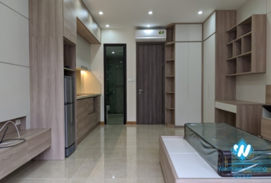 Morden and Bright Studio for rent in Nam Trangp st, Ba Dinh district.