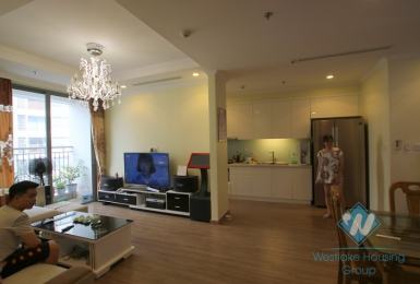 Three bedrooms apartment for rent in Park Hill - Time City, Hanoi.