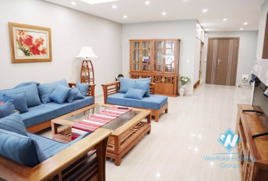 A delightful 2 bedroom apartment for rent in Ciputra, Hanoi