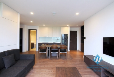 A brand new and modern 3 bedroom apartment for rent in To ngoc van, Tay ho