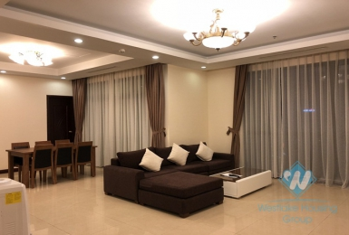 High floor 3 apartment for rent in Royal City, Ha Noi