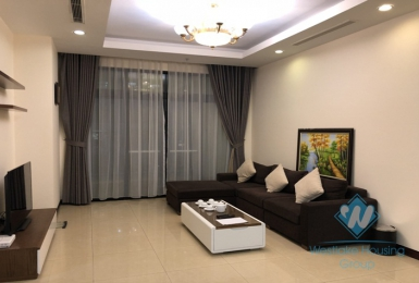 A 3 bedroom apartment for rent in Royal City, Thanh Xuan District