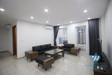 A beaituful furnished 3 bedroom aparment for rent in Ciputra L Tower