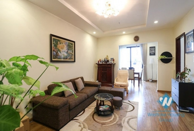 Nice one bedrooms apartment for rent in T8-Time City, Ha Ba Trung, Ha Noi