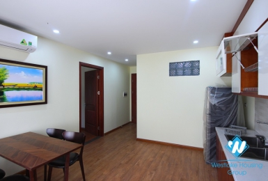 A nicely one bedroom apartment for rent in Vong Thi st, Tay Ho