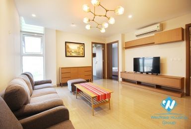 A beautiful 114sqm sized apartment for rent in Ciputra L Building