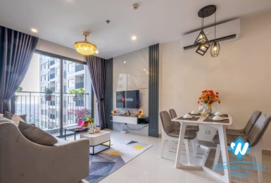 Two bedroom apartment for rent at S2 05 Vinhome Ocean Park Gia Lam