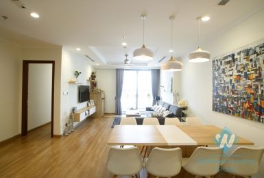 Luxurious apartment for rent in Park Hill, Ha Noi