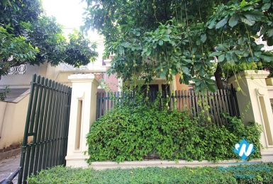 Nice unfurnished 5 bedroom house for rent in Ciputra