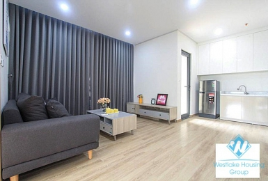 A lovely three bedrooms apartment for rent in Duy Tan st, Cau Giay