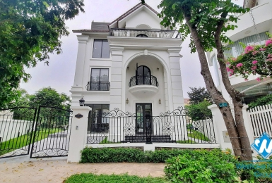 Villa for rent in Vinhome Riverside, Long Bien district, Hanoi. - Hanoi  apartment, House, Villa rental - Westlake Housing Group
