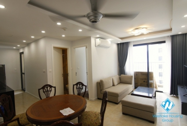 Nice apartment with 02 bedrooms for rent in Cau Giay District