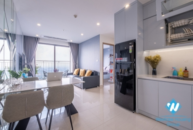 Two bedroom apartment for rent at S2 15 Vinhome Ocean Park Gia Lam