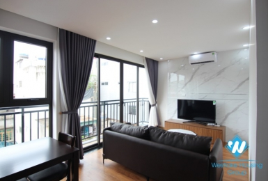 A Super Brand-new, Beautiful and  Resonable  1 bedroom apartment for rent  with nice balcony