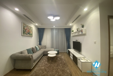 Quality four-bedroom apartment for rent at Park hill Time city 458 Minh Khai