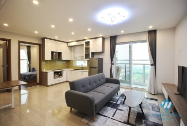 A wonderful 2 bedroom apartment for rent in Ciputra L Tower
