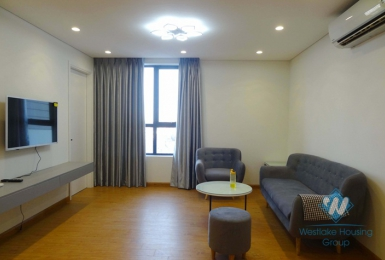 Nice and clean two bedrooms apartment in Hong Kong tower, Ha Noi