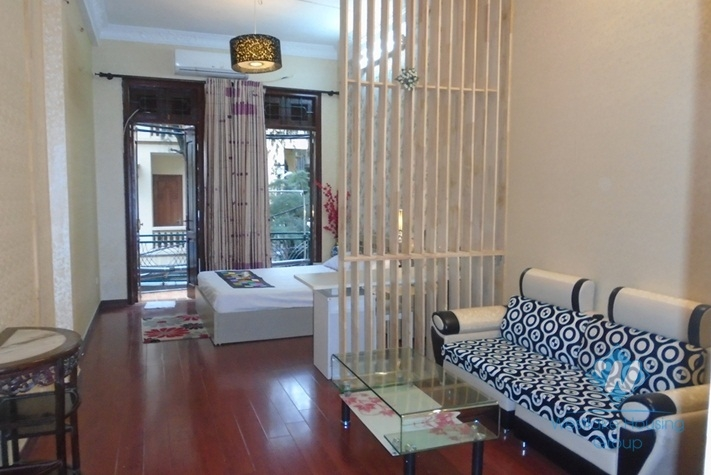 Good house for rent in Van Ho st,Hoan Kiem district.