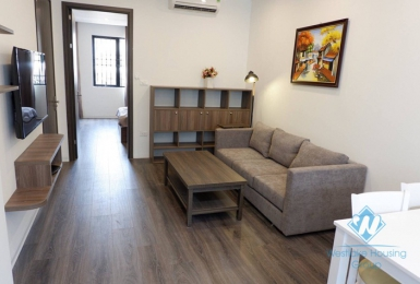 One bedroom apartment next to Hanoi Opera House for rent in Hoan Kiem district.