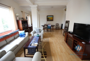 Lovely apartment for rent in the North of Hai Ba Trung District