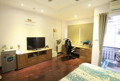 Cosy studio apartment for rent in Hoan Kiem district, Hanoi