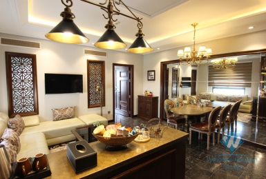Super luxurious and elegant apartment for rent in Hai Ba Trung