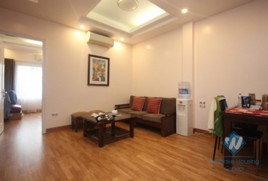 One bedroom apartment with fully furnished for rent in Hoan Kiem district