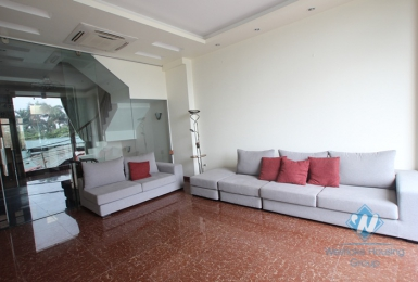 Beautiful and quiet house for rent in Tay Ho area , Ha Noi.