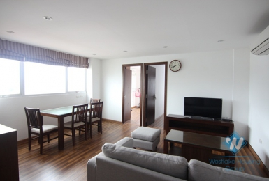 Modern and attracting apartment for rent in Hai Ba Trung, Ha Noi