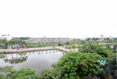 A new and nice studio for rent in Westlake, Tay Ho district, Ha Noi