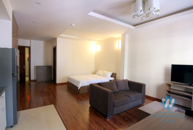 Nice and clean studio for ret in To Ngoc Van street, Tay Ho district, Ha Noi