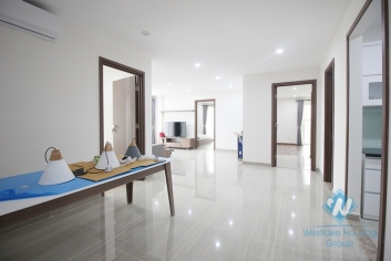 Brand new three bedrooms apartment for rent in L3 Ciputra, Ha Noi