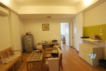 01 bedroom apartment for rent in Lang Ha Street, Dong Da District, Hanoi