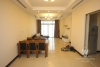 High floor three bedrooms apartment for rent in Royal City, Thanh Xuan district, Ha Noi