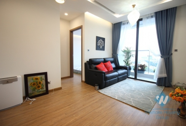 Nice one bedroom apartment for rent in Vinhome Metropolis, Ba Dinh district, Ha Noi